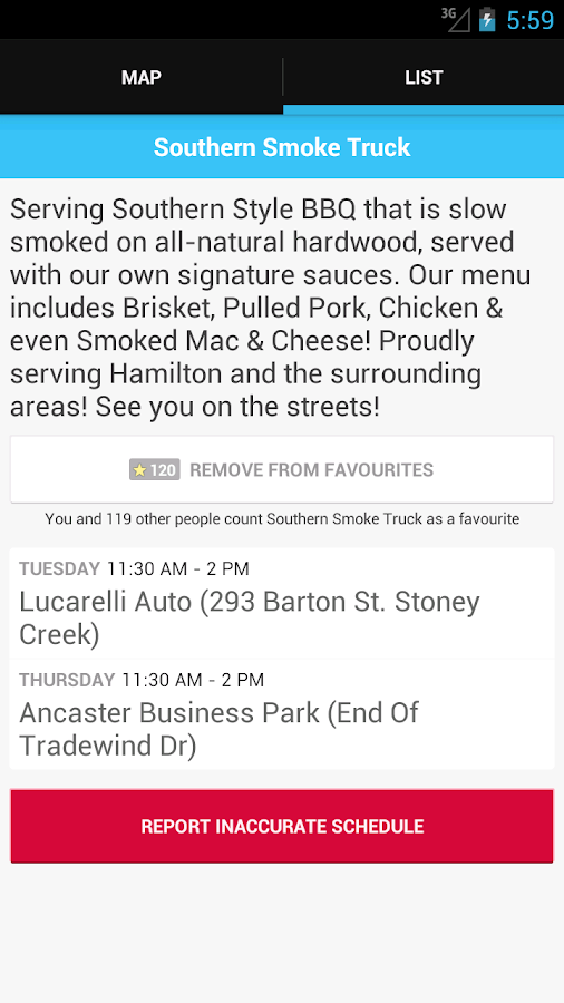 Street Food Toronto- screenshot