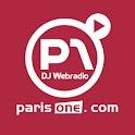 ParisOne DJ Webradios logo