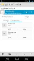 Screenshot of Symantec PGP Viewer