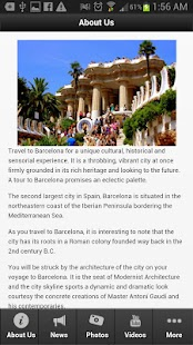 Travel To Barcelona - screenshot thumbnail