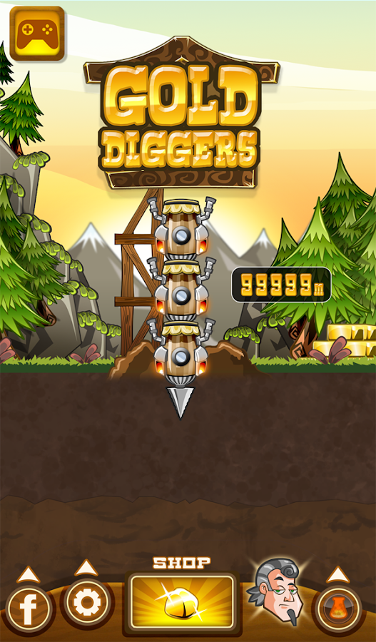 Gold Diggers - screenshot