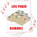 Live Poker Bankroll icon