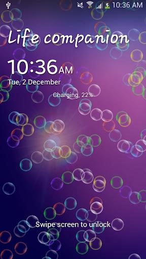 玩個人化App|泡泡动态壁纸免費|APP試玩
