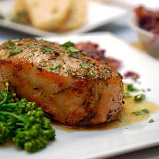 Savory Braised Pork Loin