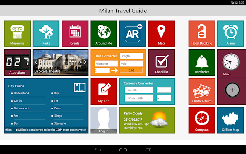 Milan Travel Guide screenshot 6