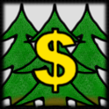 Christmas Tree Selling icon
