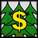 Christmas Tree Selling icon