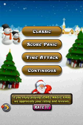 Jewel Magic Xmas - screenshot