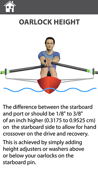 Rigging For Rowing- screenshot