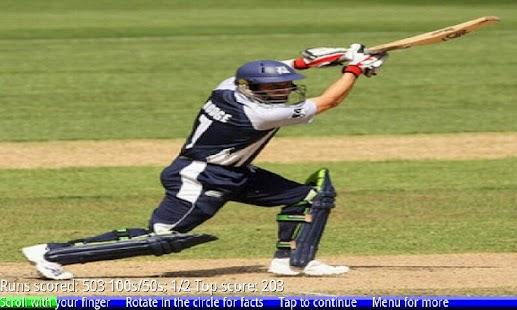 Test Cricketers of Australia 1- screenshot thumbnail