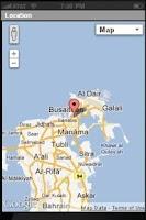 Screenshot of Bahrain Green Data Center