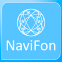 NaviFon logo