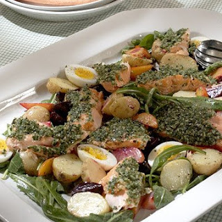 Suzanne's Wild Salmon Salad