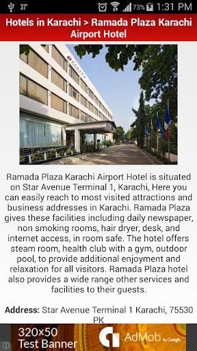 【免費生活App】Pakistani Hotels-APP點子