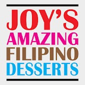 Joys Amazing Filipino Desserts