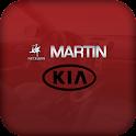 Martin Kia logo