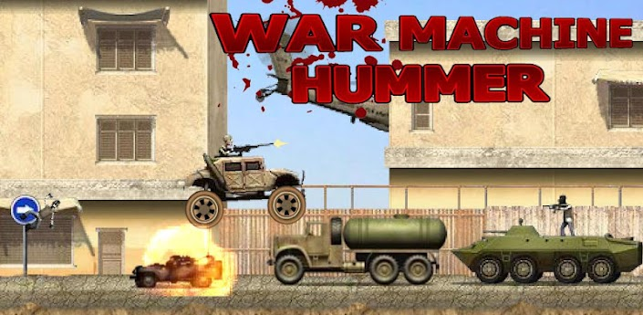 War Machine Hummer v1.0.0 apk