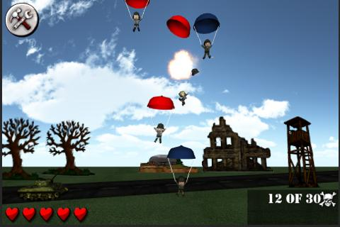 Angry World War 2 FREE - screenshot