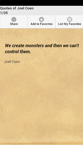 Quotes of Joel Coen
