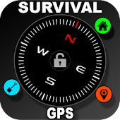 Military Survival GPS Land Nav