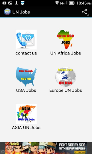 UN Jobs Search