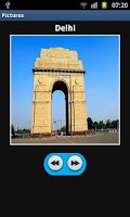 Screenshot of Let's See! North India Guide