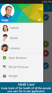myFitnessCompanion - Health- screenshot thumbnail