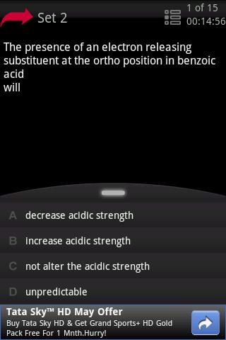 Organic Chemistry - Class 12- screenshot