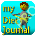my Diet Journal Pro icon