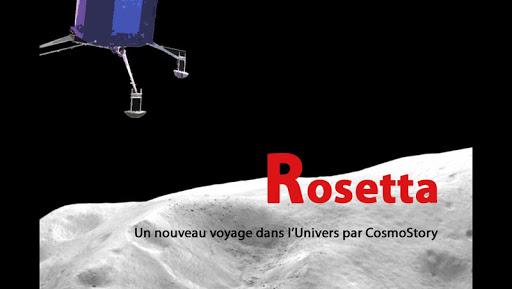 Rosetta Free Churyumov