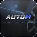 AutoM (레이싱걸, 머니투데이자동차) logo