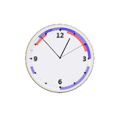 Business Clock Widget - Free