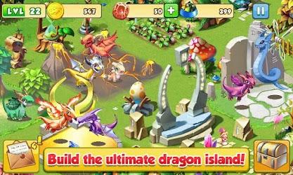 Dragon Mania v3.0.1 Apk 2