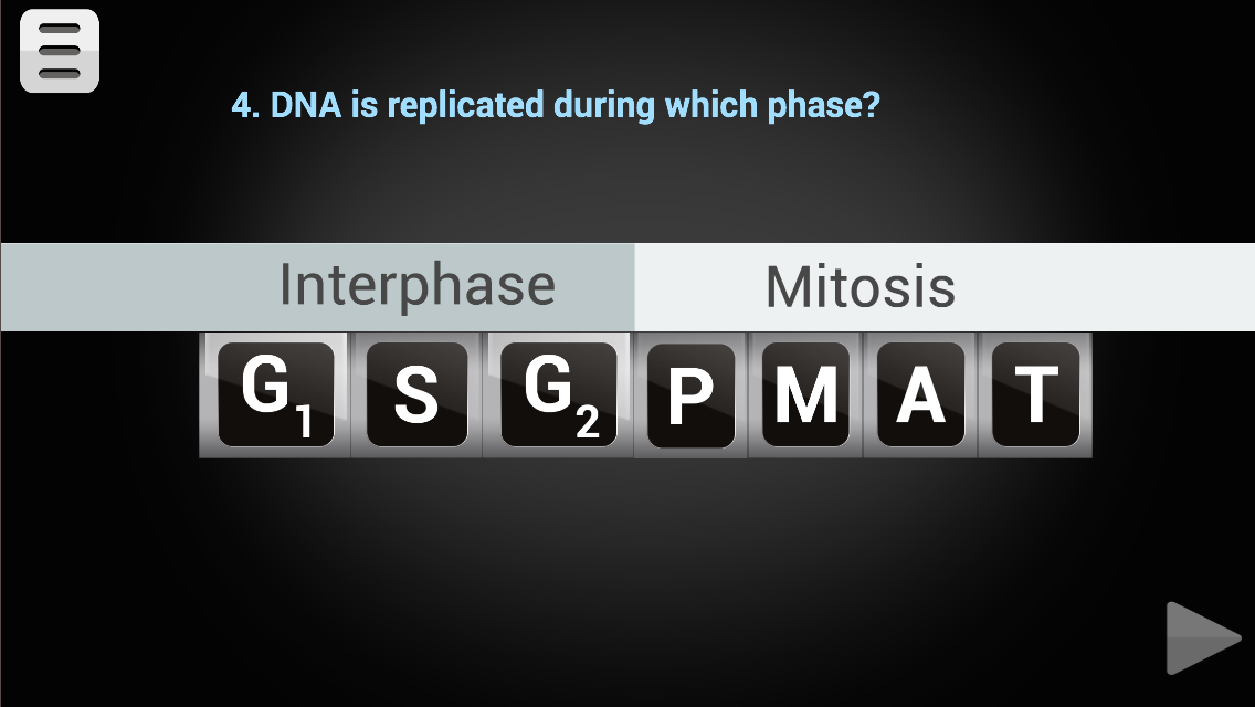 Biology Mitosis & Meiosis L- screenshot