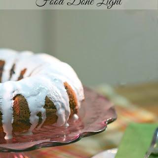 Sweet Potato Smores Coffeecake