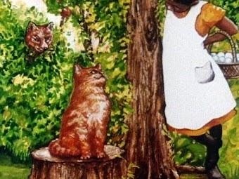 Flossie & The Fox/Tomten