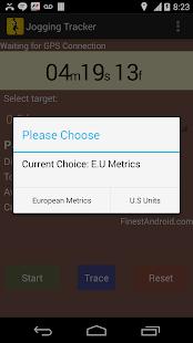 玩免費健康APP 下載Jogging Tracker Pro app不用錢 硬是要APP