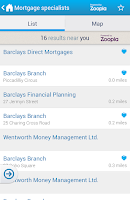 Screenshot of Barclays Homeowner