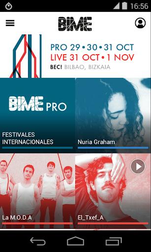 BIME Conference Festival
