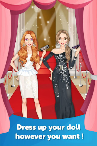 Red Carpet Dress Up Makeover