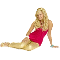 Ashley Tisdale widgets logo