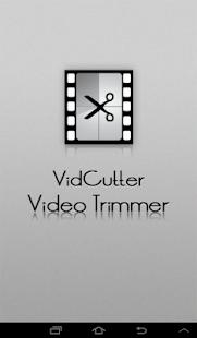 視頻修剪和編輯器