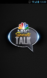 NBC Sports Talk- screenshot thumbnail