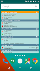 aCalendar+ Calendar & Tasks 1.16.1 APK 5