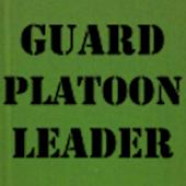 National Guard Platoon Leader