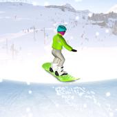 Snowboarder LiveWallpaper