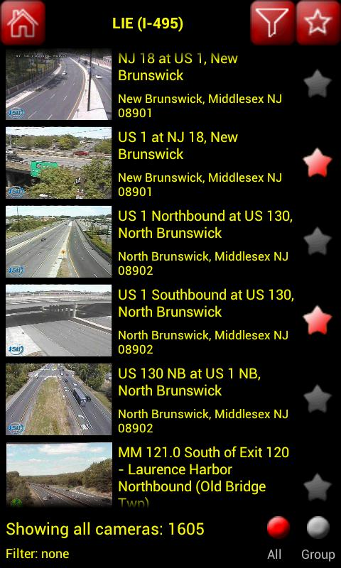 Tri-State Traffic Cameras Free - screenshot
