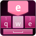 Hot Pink Keyboard Skin icon