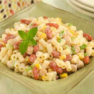 Mexican-style Pasta Salad.