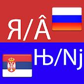 Latin ↔ Cyrillic Converter